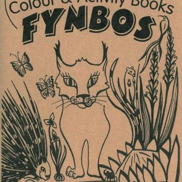 Fynbos Colouring and Activity Book